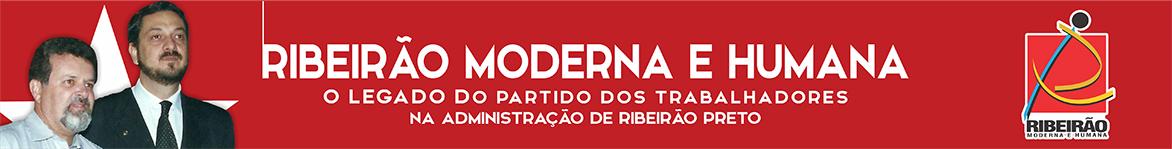Campanha Ribeirão Moderna e Humana
