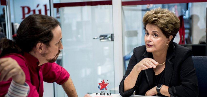 Dilma: Se houver democracia, venceremos de novo