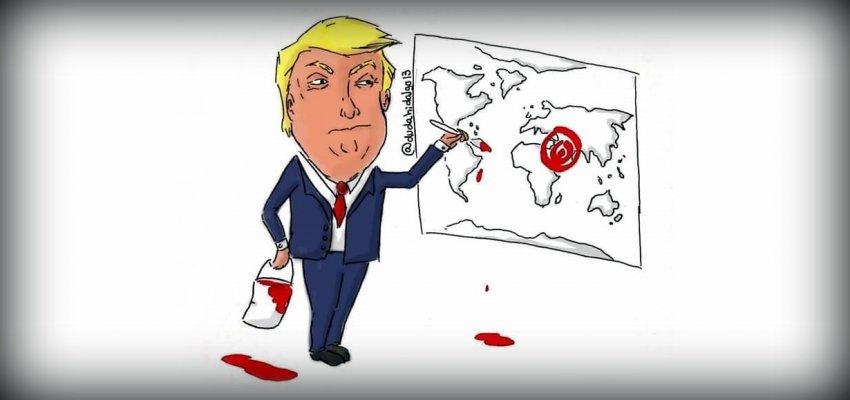 Duda Hildago: Ataque imperialista dos EUA