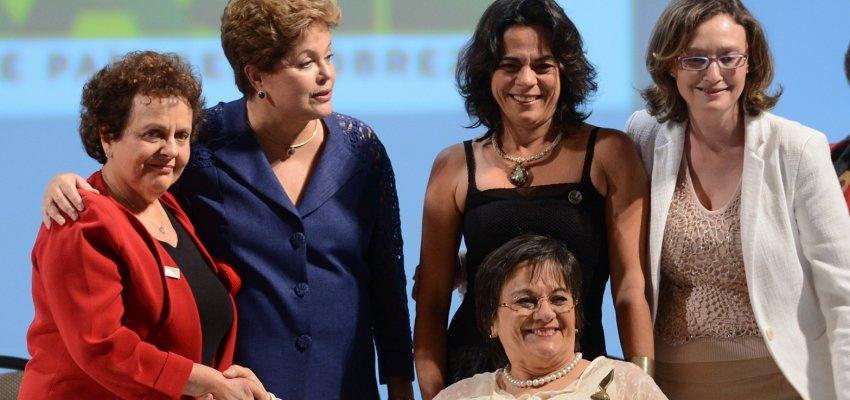 Dilma Rousseff: Dez anos da Lei Maria da Penha: nenhum retrocesso é aceitável