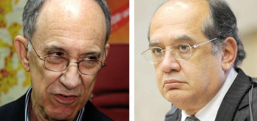Rui Falcão - A palavra do presidente: A decisão do STF e os impropérios de Gilmar