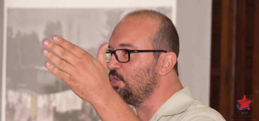 Ricardo Jimenez: Direitos Humanos é uma luta de todos os dias!