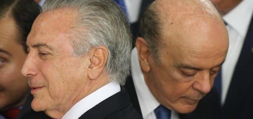 Rui Falcão: Governo usurpador revela caráter repressivo e neoliberal