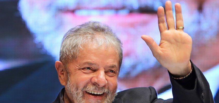 As paradas de Lula