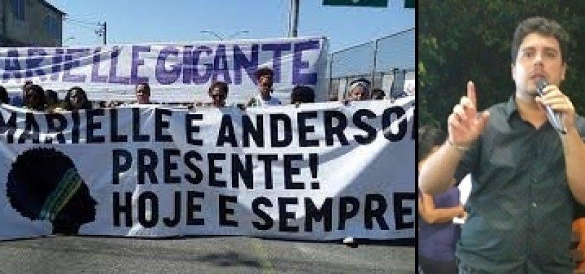 Fábio Sardinha: Muitas Marielles e Andersons pelo Brasil