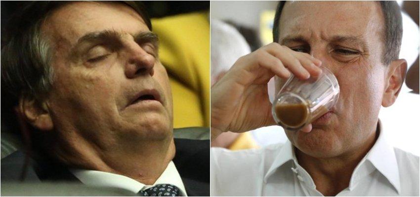 O segundo turno na França será entre a direita neoliberal e a direita xenófoba, como se fosse por aqui um Dória versus Bolsonaro!
