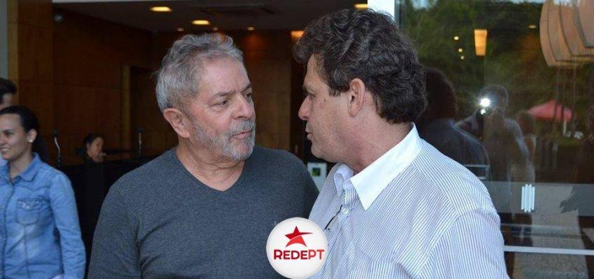 """Edwaldo Arantes: """"O que é morrer de sede em frente ao mar"""""""