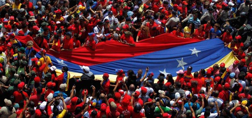 Venezuela assediada