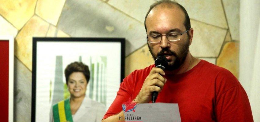 Ricardo Jimenez: Golpismo corta 35% das verbas destinadas aos Direitos Humanos! É preciso resistir, lá e aqui!