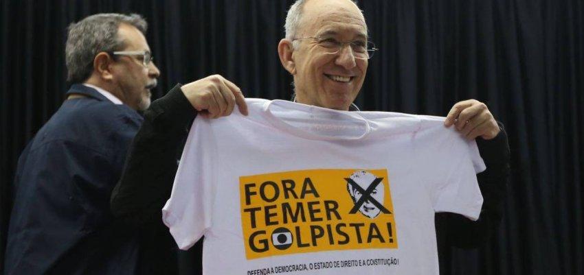 Rui Falcão: Começa a semana de combate ao golpe