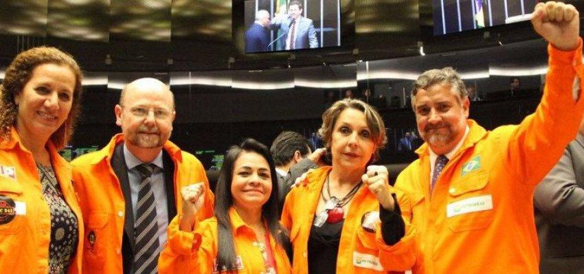 Paulo Pimenta: O golpe do petróleo