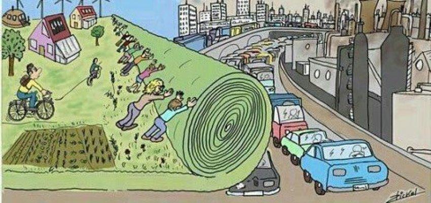 David Bulgari: Cidade sustentável: uma visão possível de ser alcançada