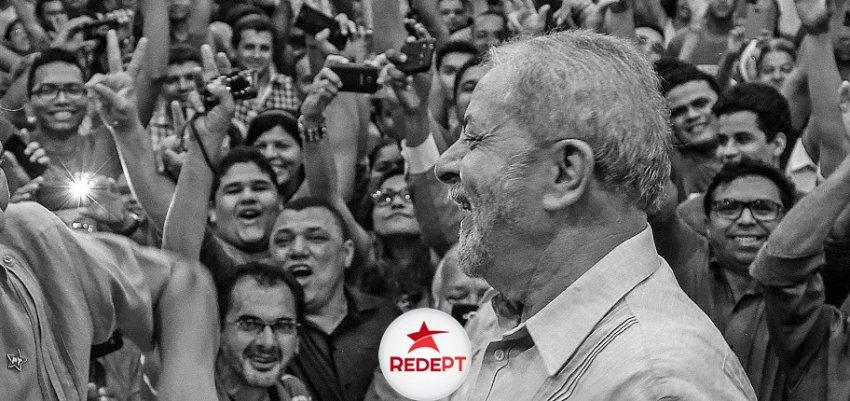 Golpistas tramam contra 2018! É momento de construir a unidade em torno de Lula