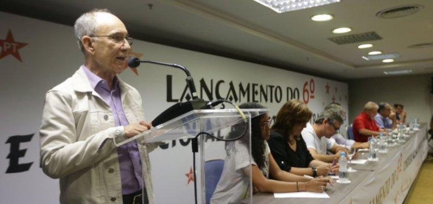 Rui Falcão: PT discute a Lava Jato e seus efeitos ao Brasil