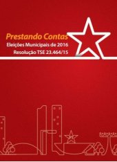 Manual de Prestação de Contas - Eleições 2016
