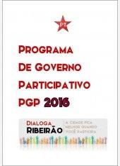 Programa de Governo Participativo 2016 RP versão#5