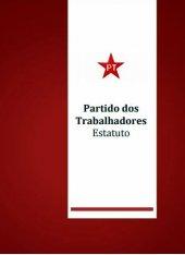 Estatuto  PT atualizado - outubro 2015