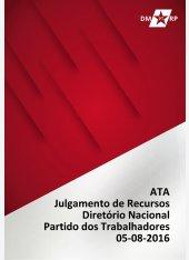Ata Recursos CEN - 05-08-2016