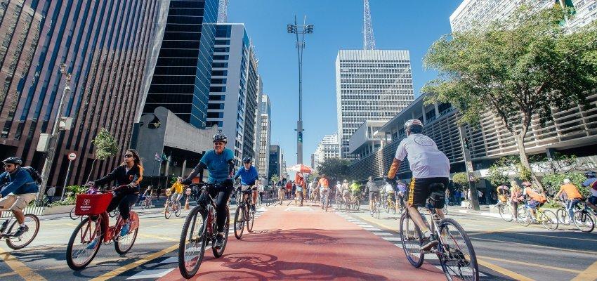 Ciclovias de São Paulo garantem diretos à juventude
