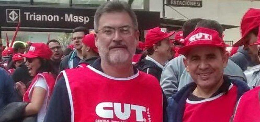 CUT faz ato por campanha unificada em frente à Fiesp em 15 de setembro