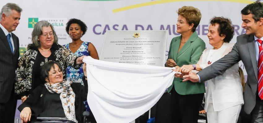 O projeto arquitetônico e arquitetado pelas mulheres – A Casa da Mulher Brasileira