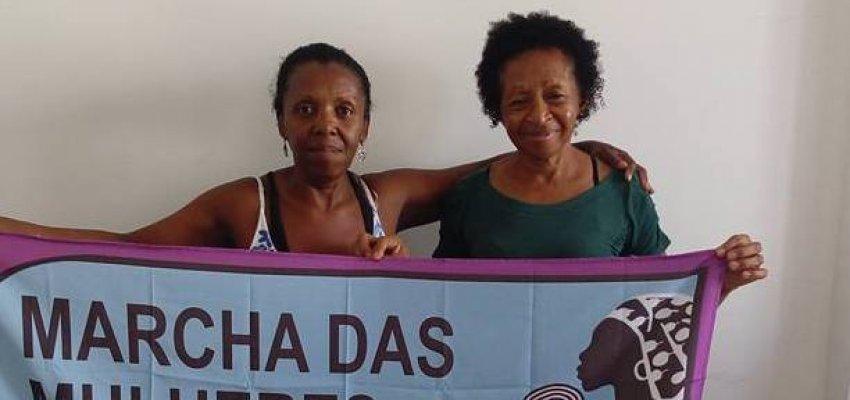 Delegação de Ribeirão participa da Marcha das Mulheres Negras em Brasília