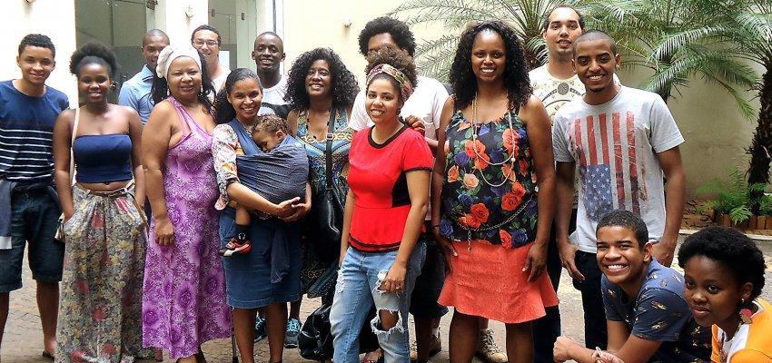 Coletivos Negros participam de encontro e discutem assuntos importantes no Palace