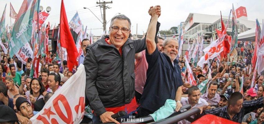Queremos Alexandre Padilha Presidente!