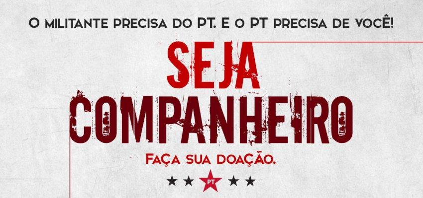 PT de Ribeirão Preto faz campanha de doação