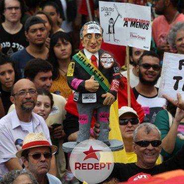 Ao vivo: São Paulo pelas #DiretasJá