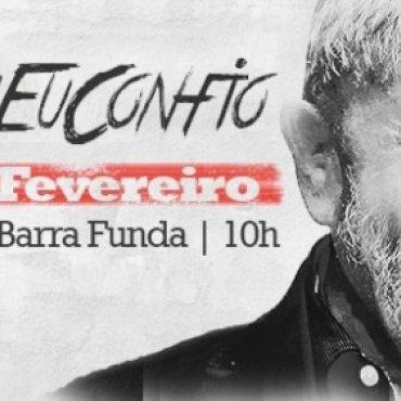 Movimentos sociais fazem ato em defesa de Lula dia 17 em SP