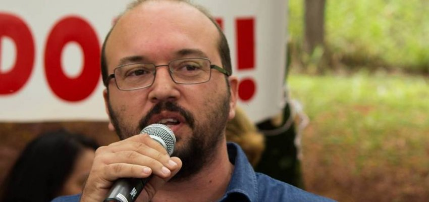 Ricardo Jimenez assume setorial Direitos Humanos no DM