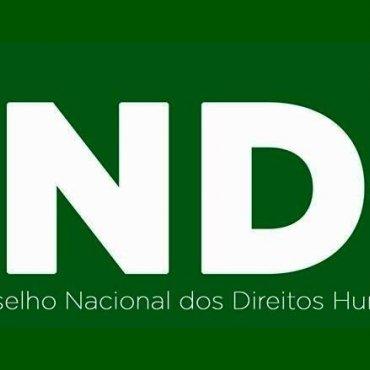 Conselho Nacional dos Direitos Humanos (CNDH) divulga levantamento das áreas com maior incidência de violações de direitos humanos no Brasil