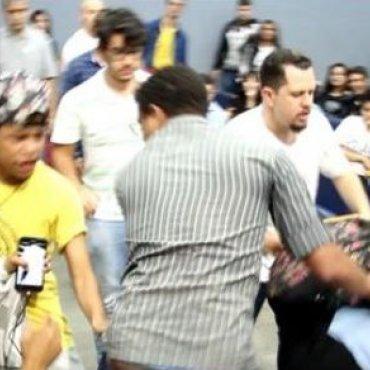 Agressões e infiltrações marcam lançamento da Frente de combate à violência policial