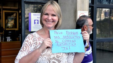 Dia Mensal de Mobilização - Deputada Federal Ana Perugini