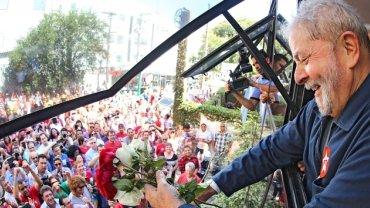 Ato contra o ódio - Instituto Lula