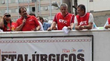 Em defesa da democracia, da Petrobras e contra o ajuste fiscal