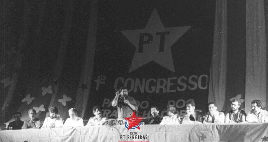 Relembre a história e as pautas dos cinco congressos petistas