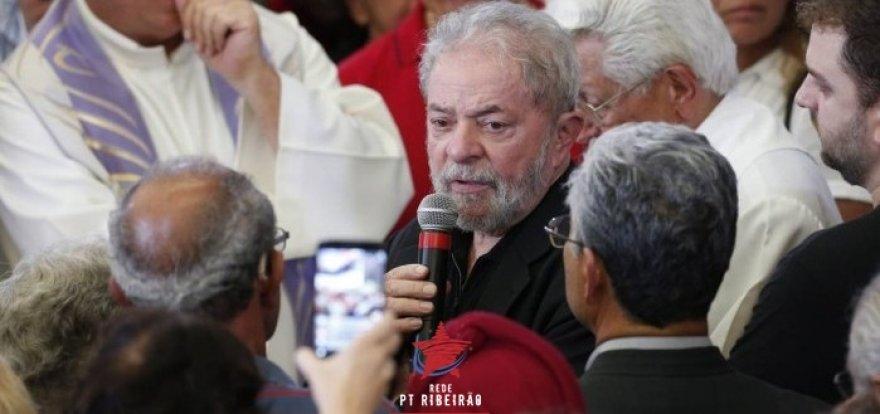 O discurso de Lula no velório de Dona Marisa