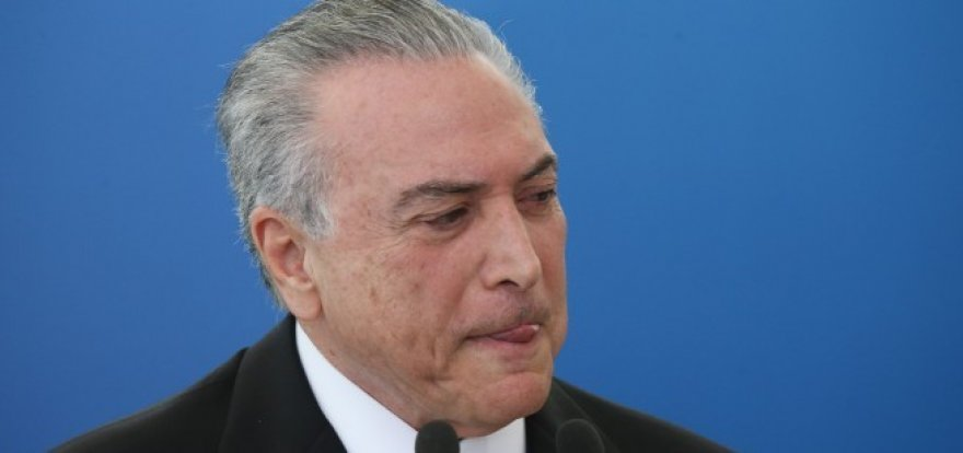 Temer é reprovado por 70% dos brasileiros, aponta pesquisa