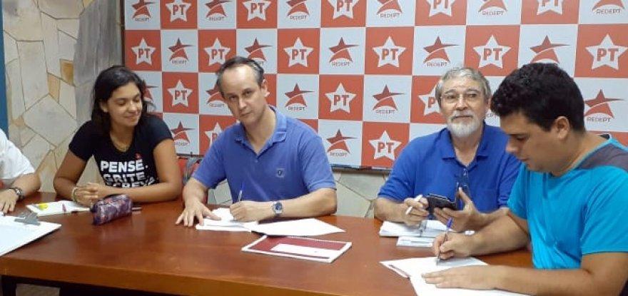 PT recebe Carta Compromisso do Candidato Petista à prefeitura de Ribeirão Preto
