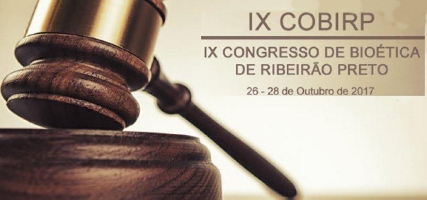 IX Cobirp - Bioética E Direito Serão Tema Em Ribeirão Preto