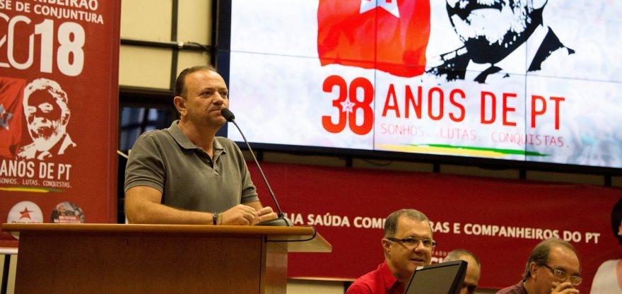 """Macro Ribeirão: """"38 anos de lutas do Partido dos Trabalhadores"""""""