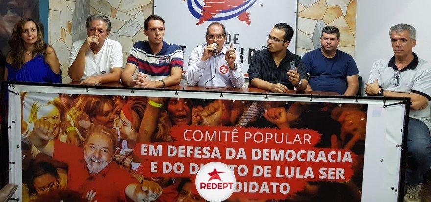 Comitê #LulaLivre | Ribeirão Preto
