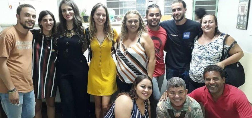 CeCult Newton Mendes Garcia e O Hierofante consolidam parceria