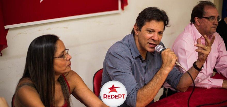 Roda de Diálogos com Fernando Haddad