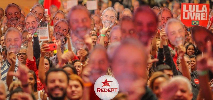 Lançamento de pré-candidatura de Lula é esperança para o povo