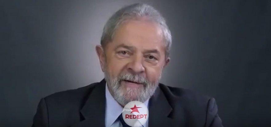 Lula: Deram um golpe para fazer um país em que só eles cabem