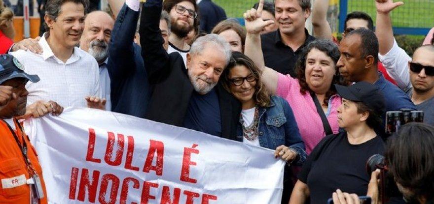 Para o PT de Ribeirão, saída de Lula da prisão muda jogo político