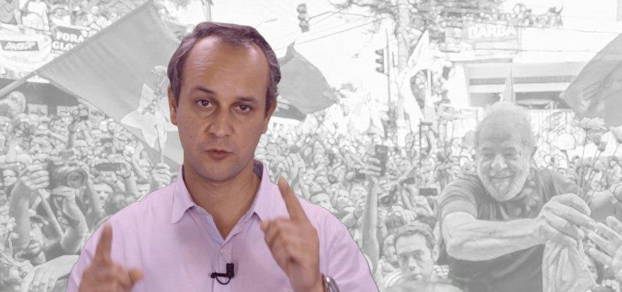 Jorge Roque: O Povo Quer Lula Livre